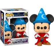 Fantasia - Sorcerer Mickey 80th Anniversary Pop! Vinyl Figure