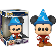"Fantasia - Sorcerer Mickey 80th Anniversary 10"" Pop! Vinyl Figure"