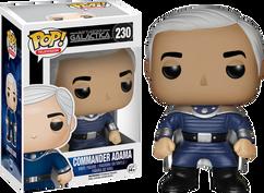 Commander Adama - Battlestar Galactica - POP! Television Vinyl Figure