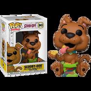 Scooby-Doo - Scooby with Scooby Snacks Pop! Vinyl Figure