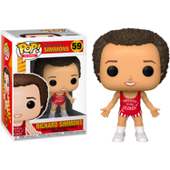 Richard Simmons - Richard Simmons in Red Outfit Pop! Vinyl Figure