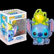 Lilo & Stitch - Stitch with Frog Pop! Vinyl Figure