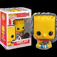 The Simpsons - Gamer Bart Pop! Vinyl Figure