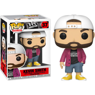Kevin Smith - Kevin Smith with Purple Jacket Pop! Vinyl Figure