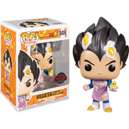Dragon Ball Z - Vegeta Cooking With Apron Pop! Vinyl Figure