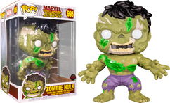 "Marvel Zombies - Hulk Zombie 10"" Pop! Vinyl Figure"