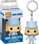 Dumb and Dumber - Harry Dunne in Tuxedo Pocket Pop! Vinyl Keychain