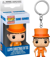 Dumb and Dumber - Lloyd Christmas in Tuxedo Pocket Pop! Vinyl Keychain