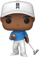 Tiger Woods - Tiger Woods with Blue Shirt Pop! Vinyl Figure