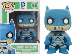Batman Blackest Night  - DC Universe - POP! Heroes Vinyl Figure