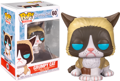 Grumpy Cat - Grumpy Cat Pop! Vinyl Figure