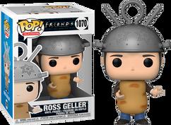 Friends - Ross Geller as Spud-Nik Pop! Vinyl Figure