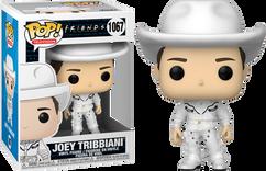 Friends - Joey Tribbiani as Cowboy Pop! Vinyl Figure
