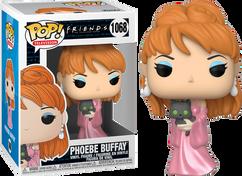 Friends - Phoebe Buffay in Music Video Outfit Pop! Vinyl Figure