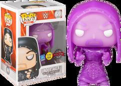 WWE - The Undertaker Hooded Glow in the Dark Pop! Vinyl Figure