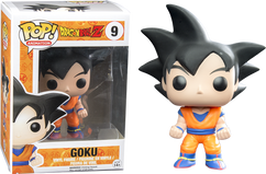 Goku - Dragon Ball Z - POP! Animation Vinyl Figure