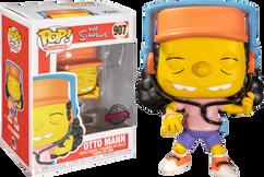 The Simpsons - Otto Mann Pop! Vinyl Figure