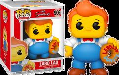 "The Simpsons - Lard Lad 6"" Super Sized Pop! Vinyl Figure"