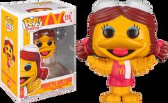 McDonald's - Birdie Pop! Vinyl Figure