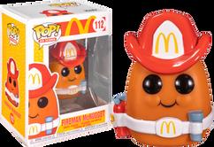 McDonald's - Fireman Nugget Pop! Vinyl Figure