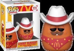 McDonald's - Cowboy Nugget Pop! Vinyl Figure