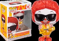 McDonald's - Rock Out Ronald McDonald Pop! Vinyl Figure