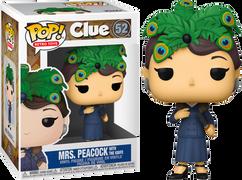Clue - Mrs. Peacock Pop! Vinyl Figure
