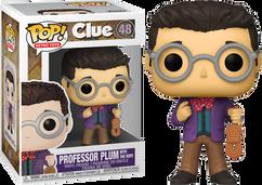 Clue - Professor Plum Pop! Vinyl Figure
