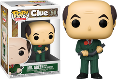 Clue - Mr. Green Pop! Vinyl Figure