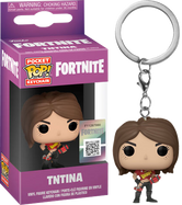 Fortnite - TNTina Pocket Pop! Vinyl Keychain
