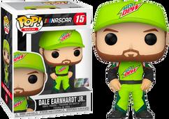NASCAR - Dale Earnhardt Jr. in Green Suit Pop! Vinyl Figure