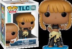 TLC - T-Boz Pop! Vinyl Figure