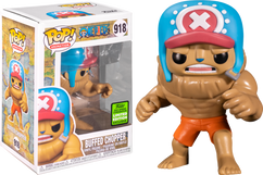One Piece - Buffed Chopper Pop! Vinyl Figure (2021 Spring Convention Exclusive)