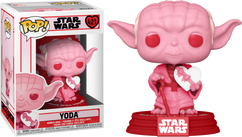 Star Wars - Yoda Valentine's Day Pop! Vinyl Figure