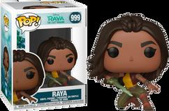 Raya and The Last Dragon - Raya Warrior Pose Pop! Vinyl Figure