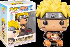 Naruto: Shippuden - Naruto Eating Noodles Pop! Vinyl Figure