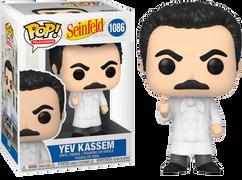 Seinfeld - Yev Kassem (Soup Nazi) Pop! Vinyl Figure