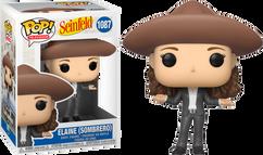 Seinfeld - Elaine with Sombrero Pop! Vinyl Figure