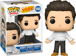 Seinfeld - Jerry with Puffy Shirt Pop! Vinyl Figure
