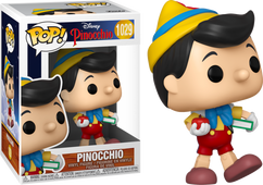 Pinocchio - Pinocchio School Bound 80th Anniversary Pop! Vinyl Figure
