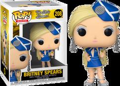 Britney Spears - Britney Spears Toxic Pop! Vinyl Figure
