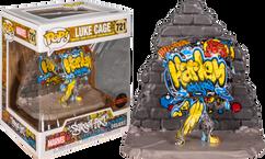 Luke Cage - Luke Cage Graffiti Deco Deluxe Pop! Vinyl Figure