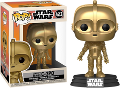 Star Wars - C-3PO Ralph McQuarrie Collection Pop! Vinyl Figure