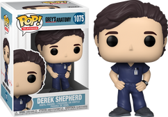 Grey's Anatomy - Derek Shepherd Pop! Vinyl Figure