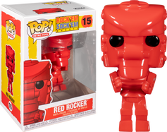 Rock 'Em Sock 'Em Robots - Red Robot Pop! Vinyl Figure