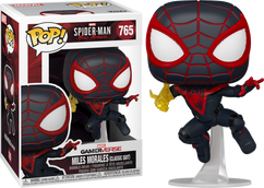 Marvel's Spider-Man: Miles Morales - Miles Morales Pop! Vinyl Figure