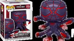 Marvel's Spider-Man: Miles Morales - Miles Morales in Programmable Matter Suit Pop! Vinyl Figure