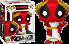 Deadpool - Roman Senator Deadpool 30th Anniversary Pop! Vinyl Figure