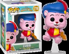 Adventures of The Gummi Bears - Cubbi Pop! Vinyl Figure