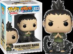 Naruto: Shippuden - Shikamaru Nara Pop! Vinyl Figure